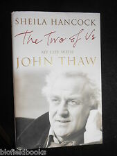 SIGNED COPY: Sheila Hancock - The Two of Us: My Life with John Thaw - 2004-1st