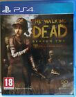 The Walking Dead. Season Two. A Telltale Games Series. Ps4. Fisico. Pal Es