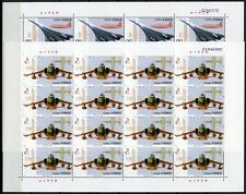 China PRC 2003-14 Flugzeuge Aircraft Airplanes 3462-63 Bogensatz ** MNH