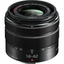 Panasonic Lumix G Vario 14-42mm f/3.5-5.6 II ASPH. MEGA O.I.S. Lens #H-FS1442AKA