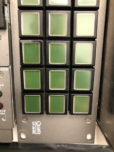 Evertz CP 2048 Router Control Panel