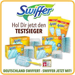 Swiffer Swiffer Staubmagnet Starter Sets Nachfüller Tücher Febreze Auswahl Angeb