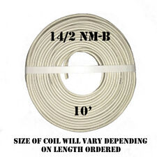 """14/2 NM-B x 10' Southwire """"Romex®"""" Electrical Cable"""