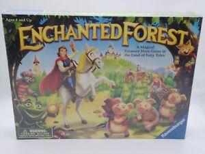 Ravensburger Enchanted Forest Hunt Board Game Children Kids Age 4yrs+ BNS
