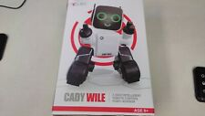 JJR/C R4 CADY WILE 2.4G Intelligent Remote Control Robot Advisor RC Toy, red
