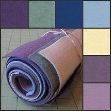 6x12 Wool Felt Sheets - Corky Collection - 7 Sheets of Merino Felt