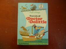 TRAVELS OF DOCTOR DOLITTLE al perkins/philip wende HB BEGINNER BOOK B-30