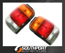 HOLDEN COMMODORE TAIL LIGHTS LAMPS SUIT STATION WAGON VN VP VR VS *NEW PAIR*