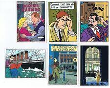 FLOC'H. Série 6 cartes postales Aedena 1984. Neuf - réf. 7/102