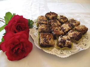 Diana's Chocolate Dream Bar Cookies - Homemade