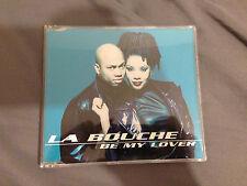 Be My Lover [#2] [Single] by La Bouche (CD, Oct-1995, Logic Records)