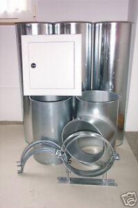 Wäscheabwurfschacht , Wäscheschacht , NW 250