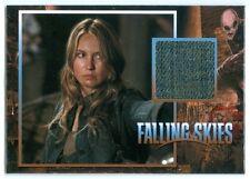 "SARAH CARTER ""MAGGIE COSTUME CARD CC3 #222/350"" FALLING SKIES SEASON 1"