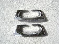 3+5/8 INCH CHROME SLANT CHOCKS BOAT FAIRLEAD (D2C373)