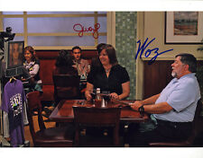 Steve Wozniak DUAL SIGNED 11x14 PHOTO Big Bang Theory Apple Computer AUTOGRAPHED