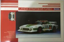 Gunze-Sangyo G-141:600 Lancia Stratos G5 Turbo  1:24