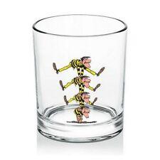 Lucky Luke Whisky Glass de Dalton Brothers Zag Toys Verre Amp Chopes