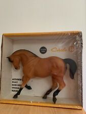HARTLAND #4501 REGAL BUCKSKIN SORREL QUARTER HORSE NEW IN BOX RARE LAST ONE