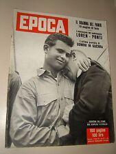 EPOCA=1957/366=PAMIR SHIP=BERTHA KRUPP=JEAN GABIN=LITTLE ROCK=SOPHIA LOREN=