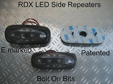 RDX LED DARK Side Repeaters Range Rover Classic 1987 to 1994 200Tdi/300Tdi V8