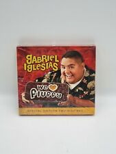 Gabriel Iglesias We Luv Fluffy CD Special Edition Two 2 Disc Set RARE LIMITED
