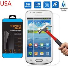 TEMPERED  GLASS SCREEN PROTECTOR for SAMSUNG GALAXY S3 MINI i8190 USA HQ