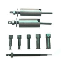 9pcs Car 8-23mm Inner Bearing Puller Removal Tool Press And Pull Bush Sleeve Kit