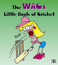 The WAGs Little Book of Cricket, Good Condition Book, Gordon Volke, ISBN 9781841