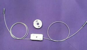 1999-2005 Porsche 911 Convertible Rear left or right regulator repair kit