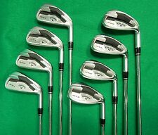 CALLAWAY Apex forged irons 4-A (8 pcs) True Temper XP 95 R300 REGULAR steel