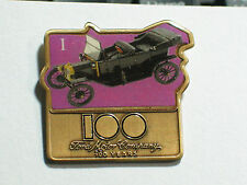 Ford 100th Anniversary Pin,  #1 of 6 Ford Pin Badge , (**#7)