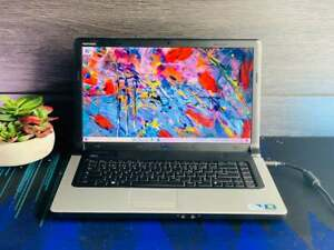 "15"" Dell Inspiron Laptop - Intel CPU, 128GB SSD + WARRANTY (Windows 10!)"