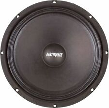 Earthquake EQ10S8 Sealed back 10 inch loud speaker midbass 8ohms 300 Watts Max