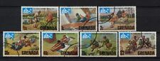 Grenada 1975 SG#713-9 Boy Scouts Used Set