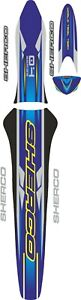 Sherco 04 Style Complete Decal/sticker Set for trials bike.