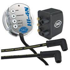 S&S Hi-4 Complete Single Fire ignition kit  70-99BT -  550-0502