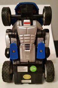 Mini Transbot Radio Shack NO remote control Transformer action figure car toy RC