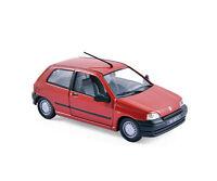 NOREV 517520 Renault Clio 1990 - Red 1:43 suberb detail