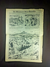 The Menomonee Falls Gazette #181 May 1975 Newspaper comic strips