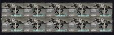 SEABISCUIT HORSE RACING LEGEND STRIP OF MINT VIGNETTE STAMPS 2