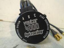 HPI Racing FLUX VEKTOR 4000Kv BRUSHLESS MOTOR HPI106768