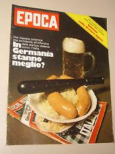 EPOCA=1977/1401=FOTOGRAFI ALINARI=INGRID VAN BERGEN=MATADOR EL VITI=JOHAN CRUYFF