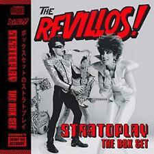 The Revillos - Stratoplay - The Box Set (NEW 6CD)
