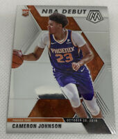 2019-20 panini RC Cameron Johnson Mosaic NBA DEBUT #265