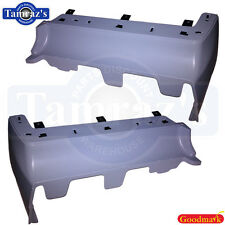 84-87 Grand National Front O.E. Style Bumper Fillers Excellent Quality! PAIR