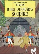 King Ottokar's Sceptre (The Adventures of Tintin) New Album Book Herge