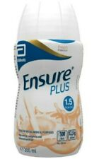 30 x Ensure Plus Peach Flavour Milkshake 30 x 200ml Meal Replacement