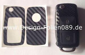 Carbon Black Schlüssl VWSkoda Beetle T4 Passat Polo VW Golf4 5 6 IV Bora G 3B T5