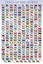 Poster Flags of the World 61x91.5cm