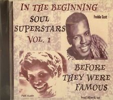 IN THE BEGINNING SOUL SUPERSTARS - Volume #1 - 31 Cuts